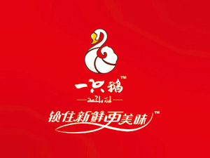 一只鹅(北京)食品有限公司企业LOGO