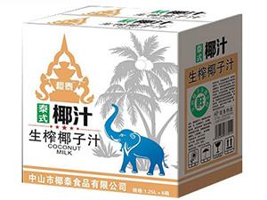 中山市椰泰食品有限公司