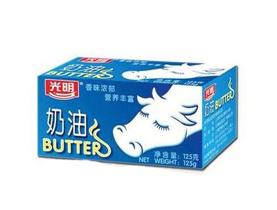 上海光明奶酪黄油有限公司