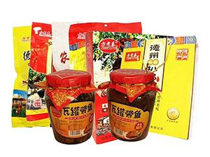 山东方老泰食品有限公司企业LOGO