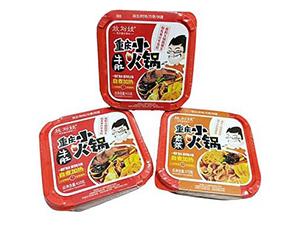 重庆放刘娃食品有限公司企业LOGO