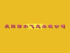 庆阳市甜水飞龙杂粮工贸有限责任公司
