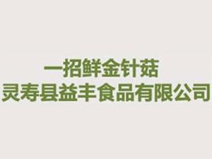 灵寿县益丰食品有限公司