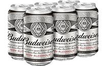 百威在印度推出无醇啤酒,热量比碳酸饮料还低