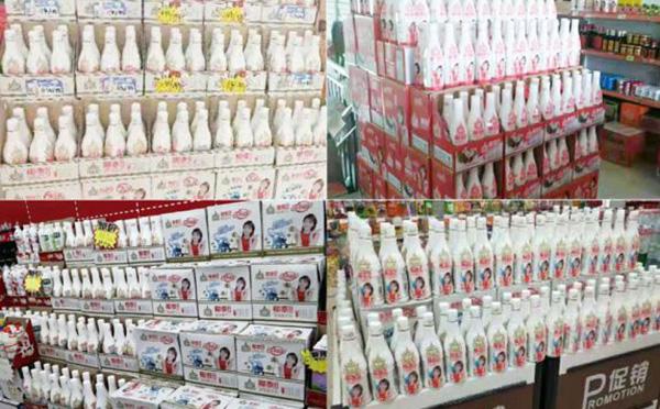 椰泰饮料千堆万箱铺市活动进入白热化,各地市场收获捷报频频!