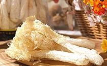 """竹荪被称为""""菌中皇后"""",是炖汤的好原料,营养价值非常高"""