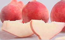 水蜜桃怎样去皮,水蜜桃的皮能吃吗