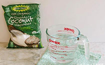 如何在家制作椰奶