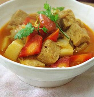 冻豆腐的食疗作用及食用禁忌