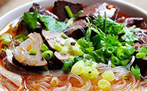 最简单的鸭血粉丝汤做法