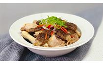 羊肚菌煲汤的做法