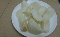 梨罐头家庭自制方法