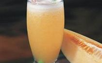 冰�哈密瓜汁的做法