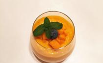 芒果奶昔西米露的做法