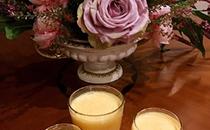 橘子奶昔制作方法