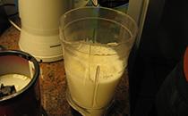 ��檬奶昔怎么做好喝