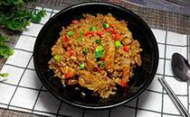香喷喷的红烧肉焖饭!做法好简单,厨房小白也能轻松搞定!