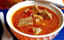 番茄牛肉羹