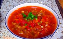 西红柿汤臊子面的做法技巧