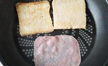 法�L肉松三明治