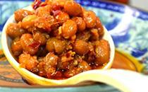 超�_胃的�S豆�u做法,2斤�S豆1斤瘦肉,香辣味��,比老干��好吃