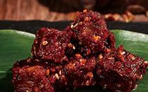 麻辣牛肉这样做,味道微辣,口感干香而富有嚼劲,真的很好吃