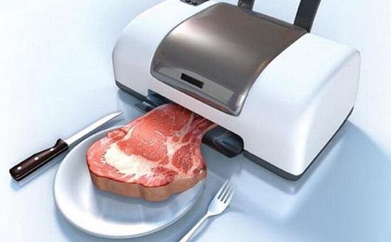 澳产3D打印超级食品颠覆你想象!