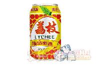 海岛蜜语荔枝味汽水,火爆来袭,引领饮品市场创新发展!