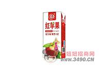 火速代理!睿奇红苹果果味饮料,新时代的新型饮品,面向全国招商中!