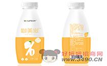 迈芙咖美滋水果奶昔风味饮品震撼来袭!造就品质生活!