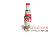 重磅招商!洛之洲有情郎豆奶植物蛋白饮料,美味绝伦,风靡饮品市场!