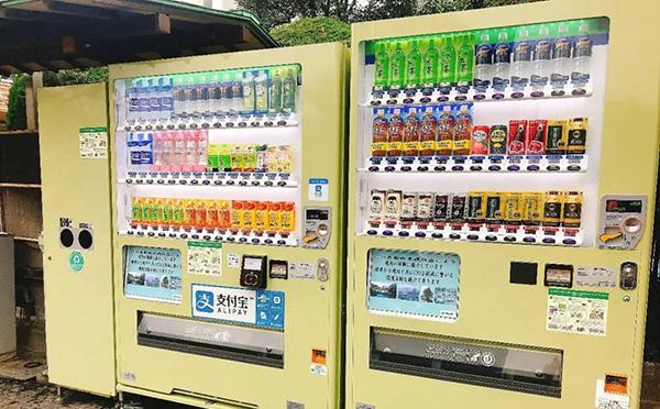 自动售货机参战新零售,未来将是一个新销售渠道!