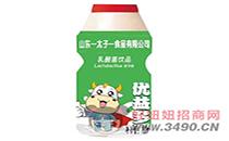 乳酸菌饮品热度不减,太子优益多乳酸菌掀起品类革命!