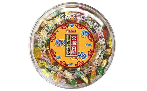 传承经典,勇于创新,马大姐力推国货―京城贡酥!