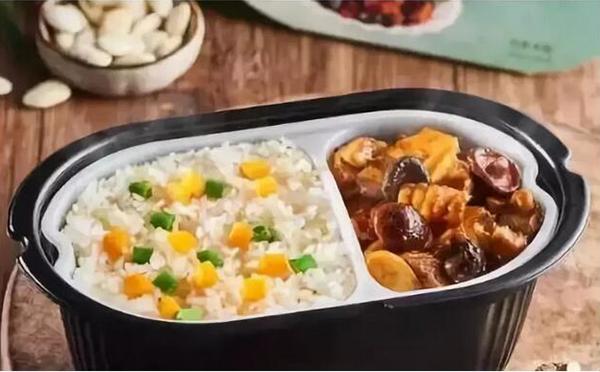 统一新推了一款自热盒饭 或将引领新趋势