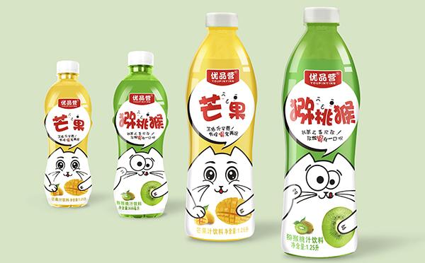 颜值爆表,一见倾心!优品营果汁引爆终端,抢占春节市场!