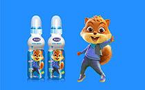 完达山米奇妙乳酸菌,千亿儿童饮料市场脱颖而出,重磅归来!
