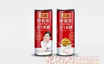 昌露中老年高钙无糖养生核桃露,专为中老年打造健康饮品,一展风采!