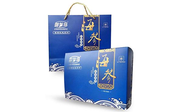 中秋佳节在即  海参礼盒受青睐