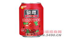 领露果汁喜庆版 超高颜值引领果汁市场新风向!
