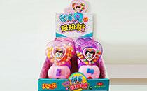 优卡乐甜蜜扭扭糖 包装新颖时尚 燃爆市场