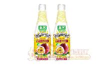 泰爷百香果果味饮料,畅饮阳光果汁,助力春节市场!