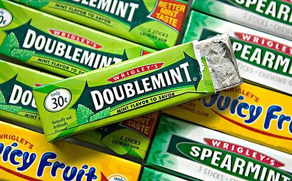 疲软的口香糖市场开始缓慢而稳定的复苏!