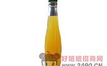 喝荣屋芒果汁饮料,好运等你来