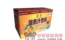 这款饮料火爆了,荣荣酸角汁饮料,风靡果汁市场!
