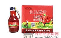 达利园实业鲜果醇汁山楂汁,脱颖而出,火遍市场,终端飘红!