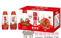 入巷田果儿山楂复合果汁,消食解油腻,渠道流通面广泛,火遍市场!