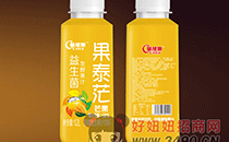 �尘S他益生菌芒果�l酵果汁,新�r芒果,天然美味