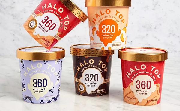 Halo Top推出三种新口味非乳制品冰淇淋