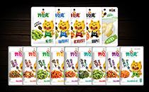 开口爽休闲蔬菜零食,口味众多,风靡市场!